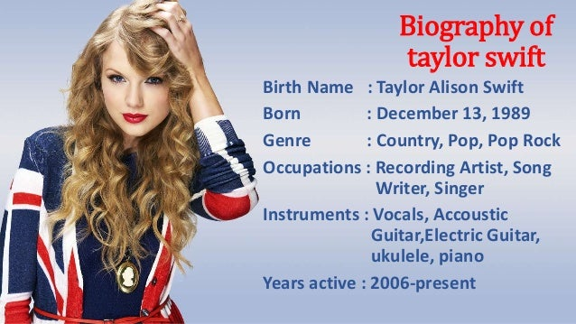 What time was taylor swift born