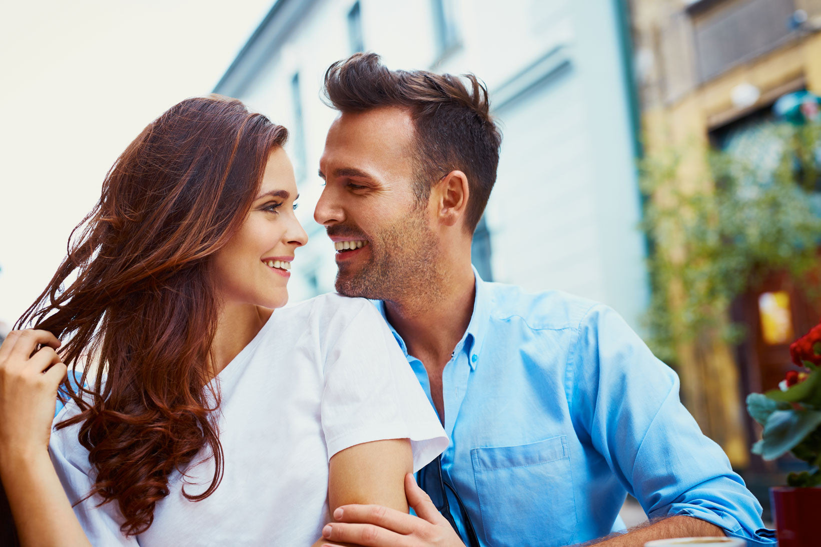Can physical attraction develop over time