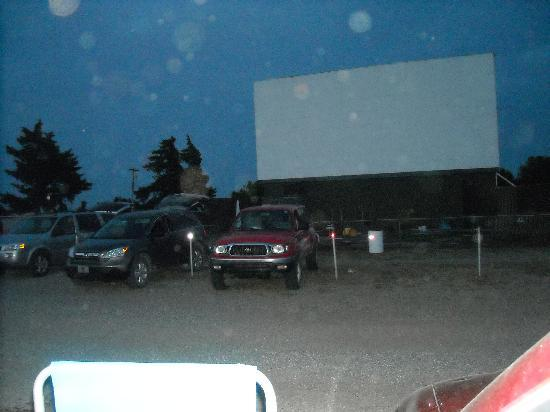 Chickasha drive in theater