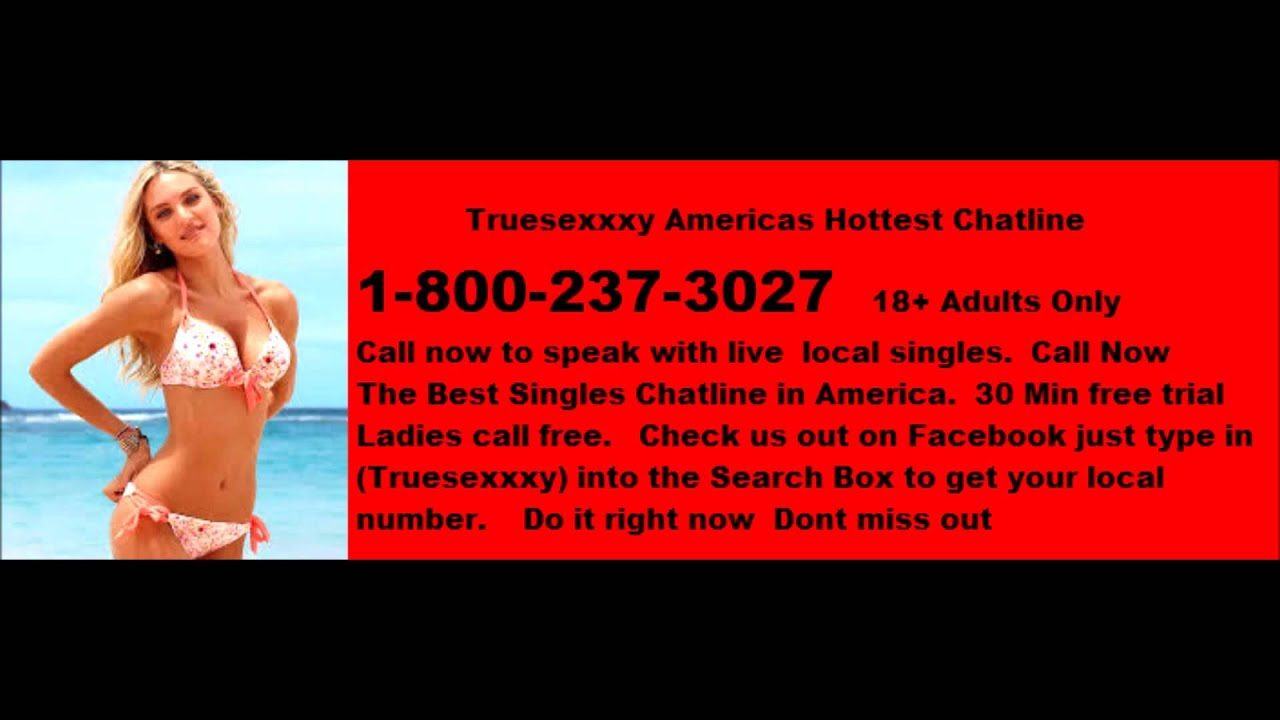 Free hotline numbers for singles
