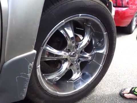 Best way to clean chrome