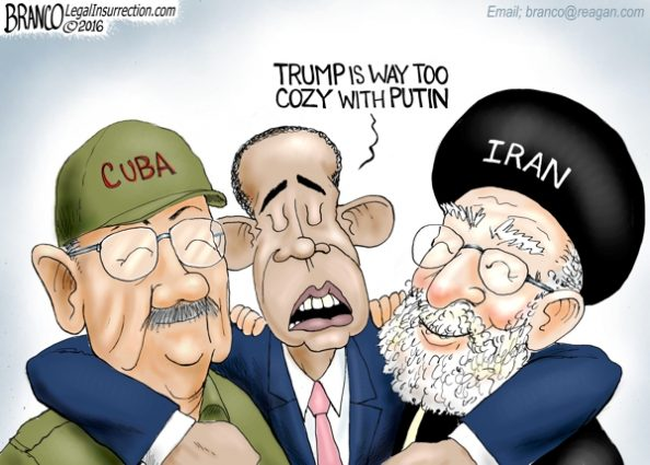 Why does iran hate israel