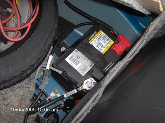 2010 Chevy Cobalt Battery