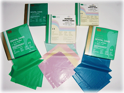Dental dam where to buy