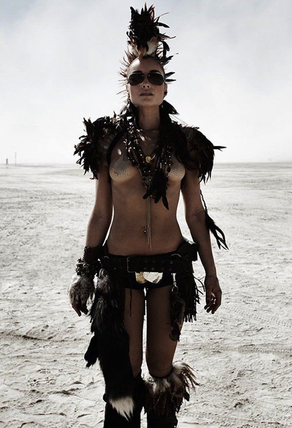 Burning man 2016 nsfw