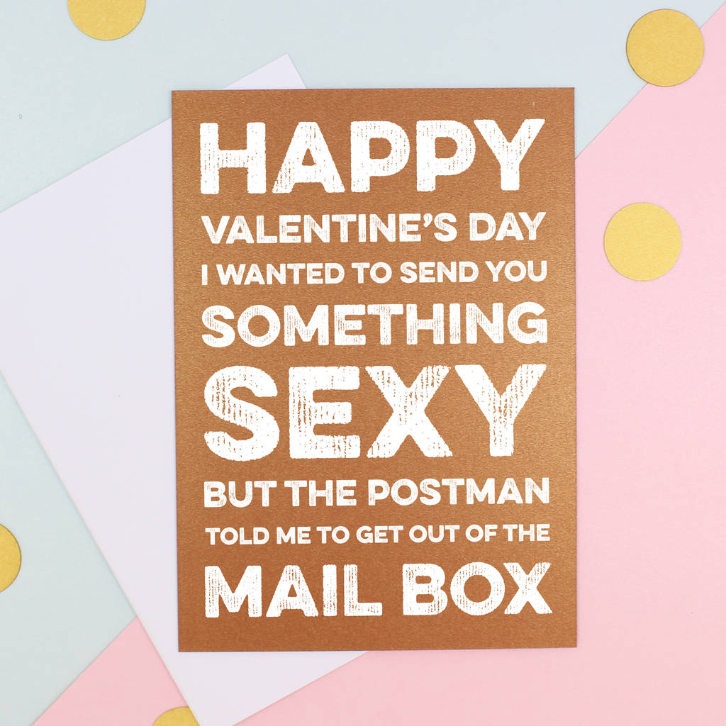 Sexy valentines day cards