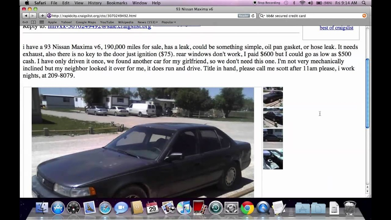 Craigslist com rapid city sd