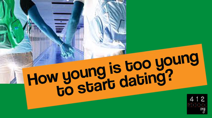 How young is too young to date