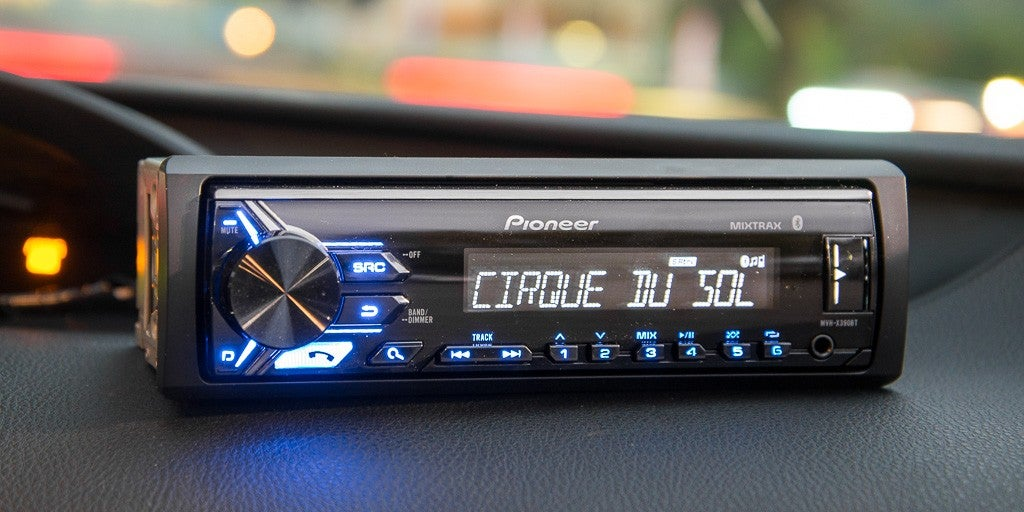 How to get a cd out of car stereo