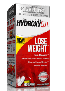 What is hydroxycut supposed to do