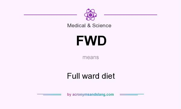 What does fwd stand for