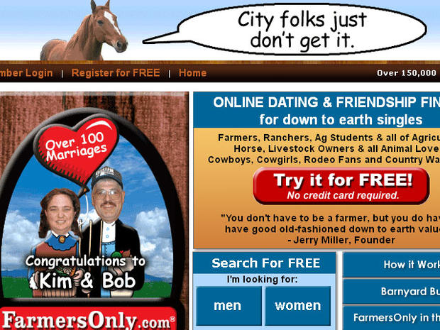 Farmers dating site free
