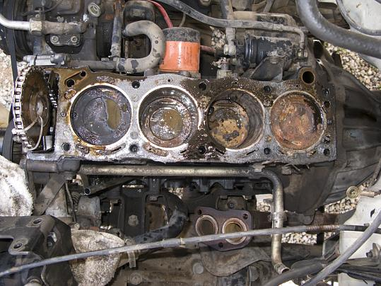 22re head gasket replacement