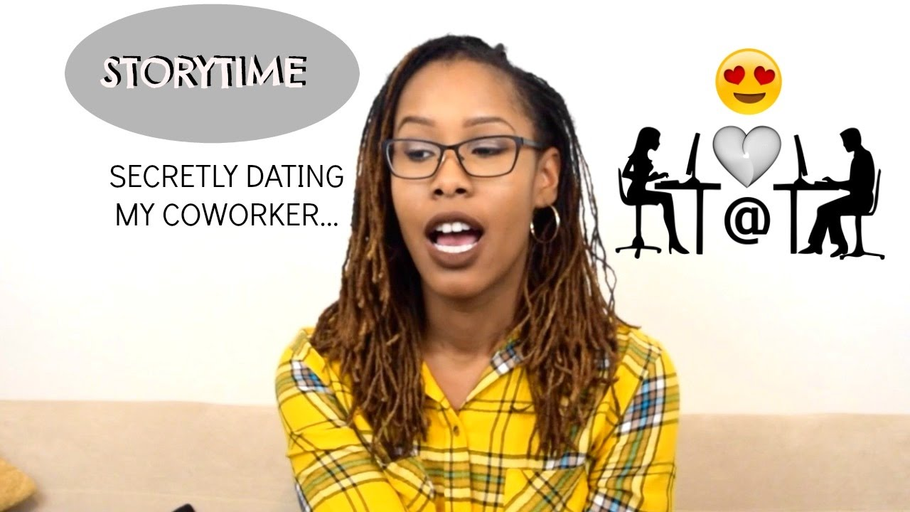 Dating a coworker secretly