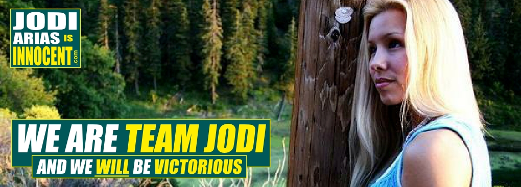 Jodi arias is innocent