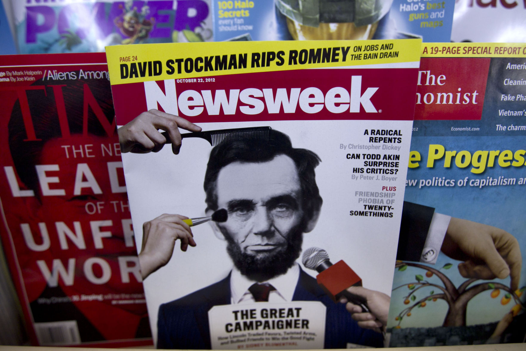 Newsweek magazine going out of business