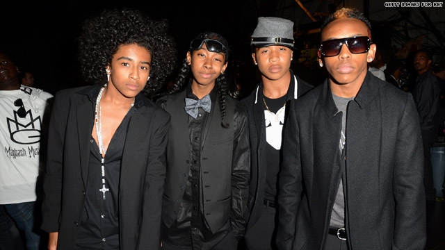 Mindless behavior ages and height