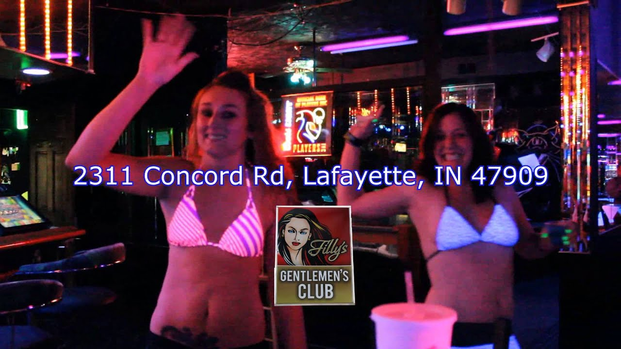 and and indiana club Strip lafayette