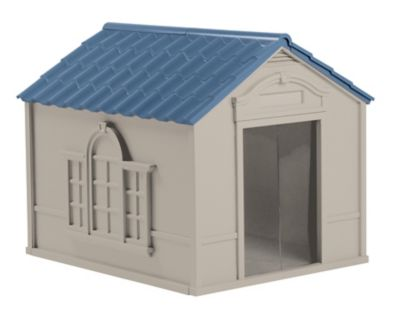 Dog houses at tractor supply
