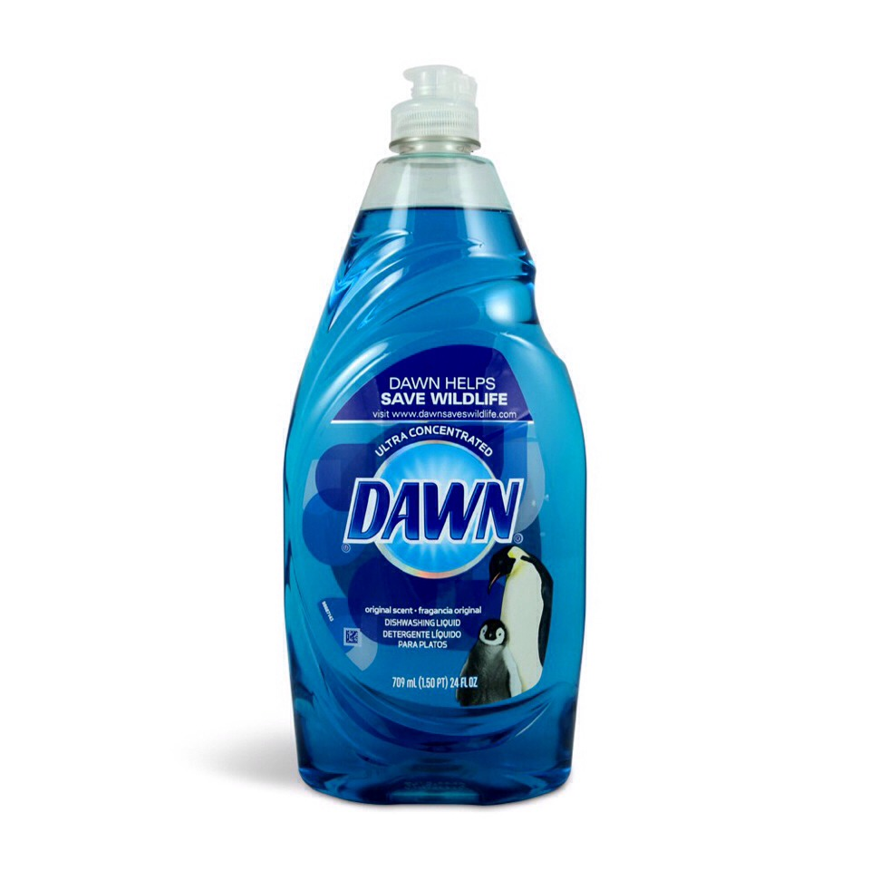 Is dawn dish soap safe for cats
