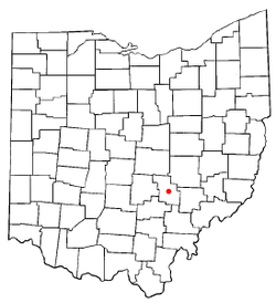 New lexington ohio zip code