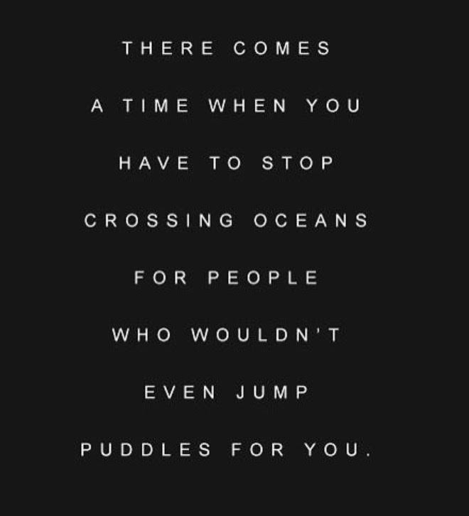 Choose people who choose you