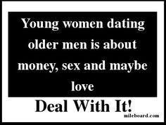 Older man younger woman relationship quotes