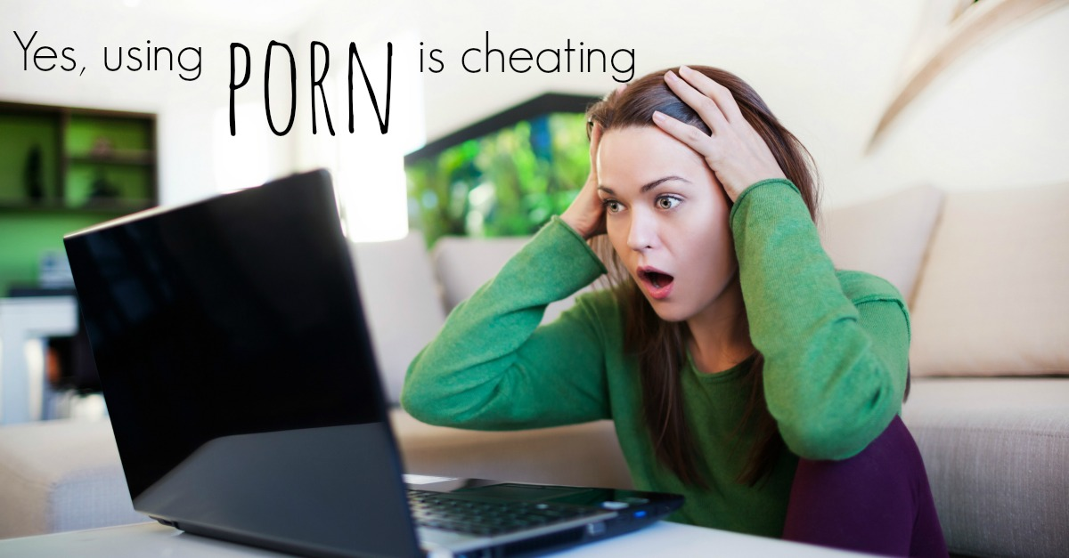 Is porn considered cheating