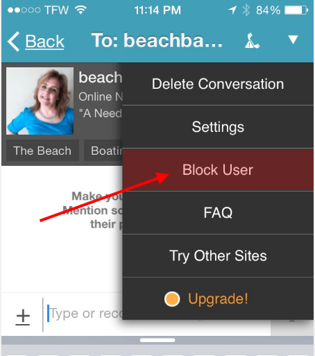 How to unblock on pof