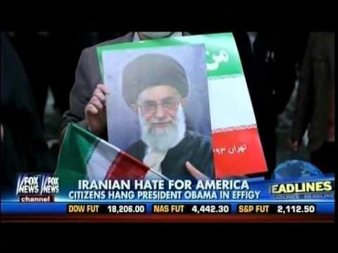 Why does iran hate america
