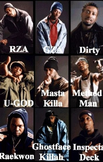 Who are the members of the wu tang clan