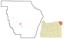 Joseph oregon zip code