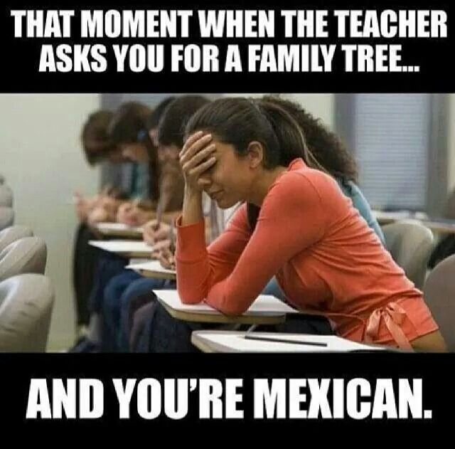 Racist jokes mexican funny