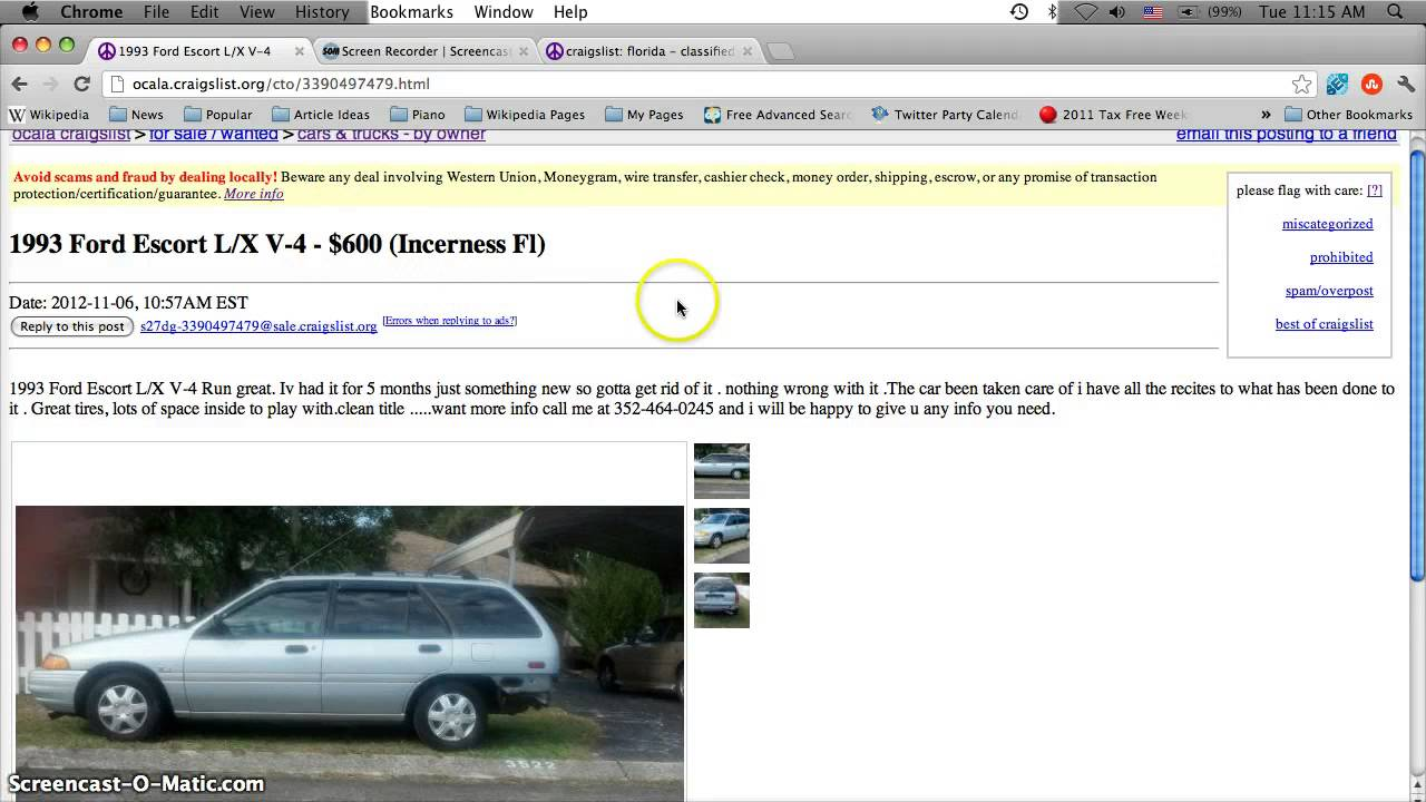 Craigslist lee county florida