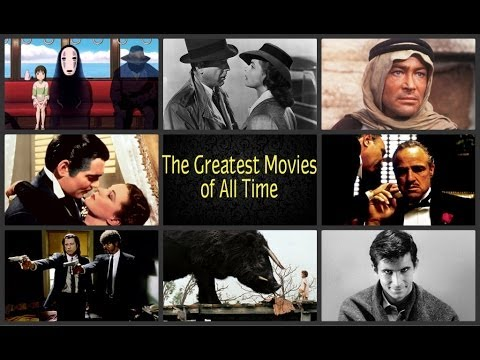 Best films of all time