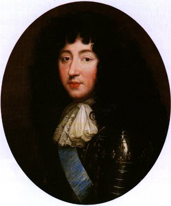 King louis xiv brother