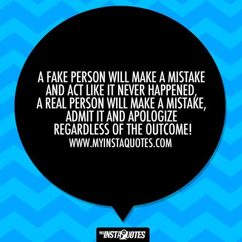 How to identify fake love