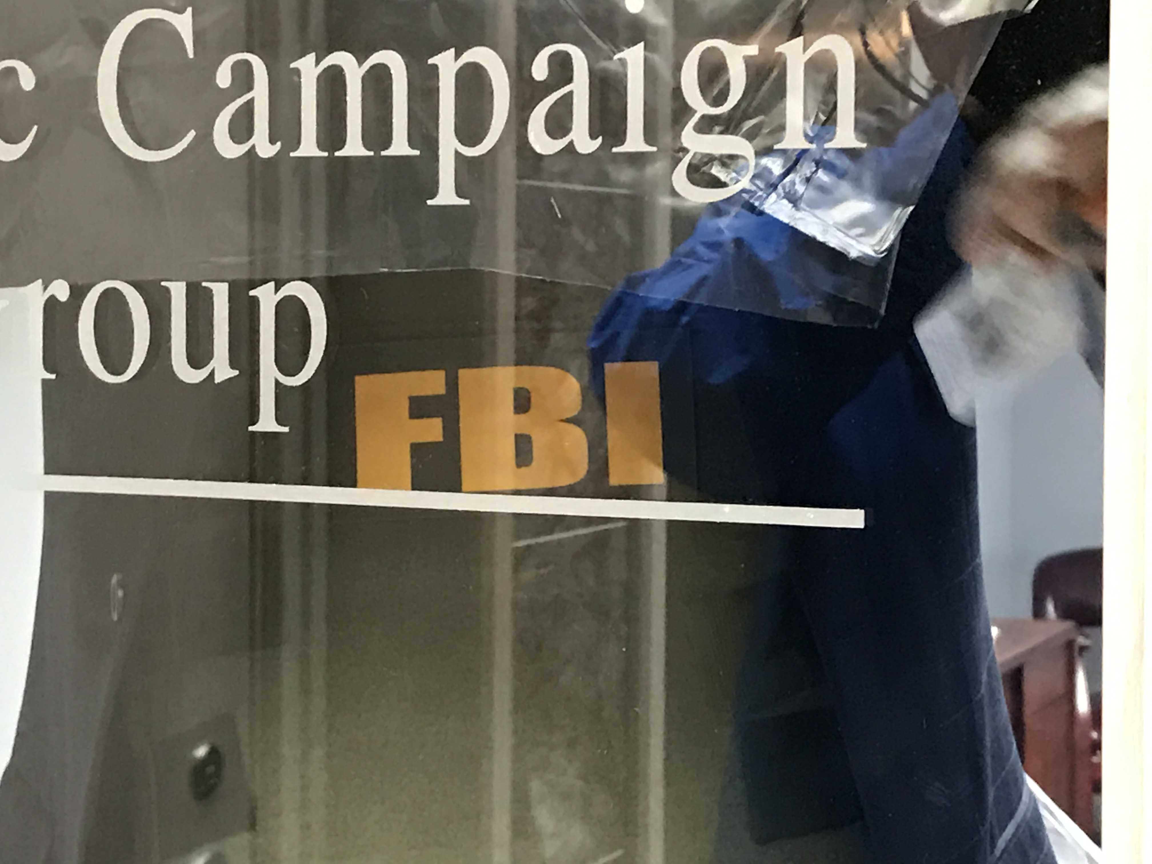 Fbi searching annapolis gop fundraising firm