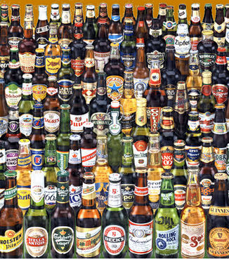 100 bottles of beer on the wall