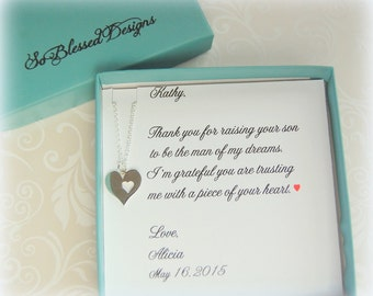 thank you letter to mother in law on wedding day Parlobuenacocinaco