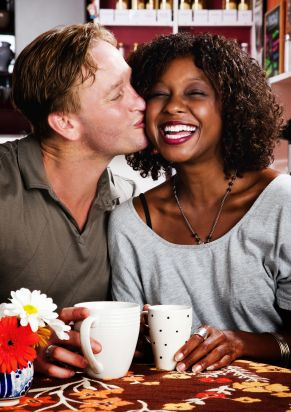 Are white men attracted to black women