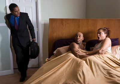 Sex with married woman