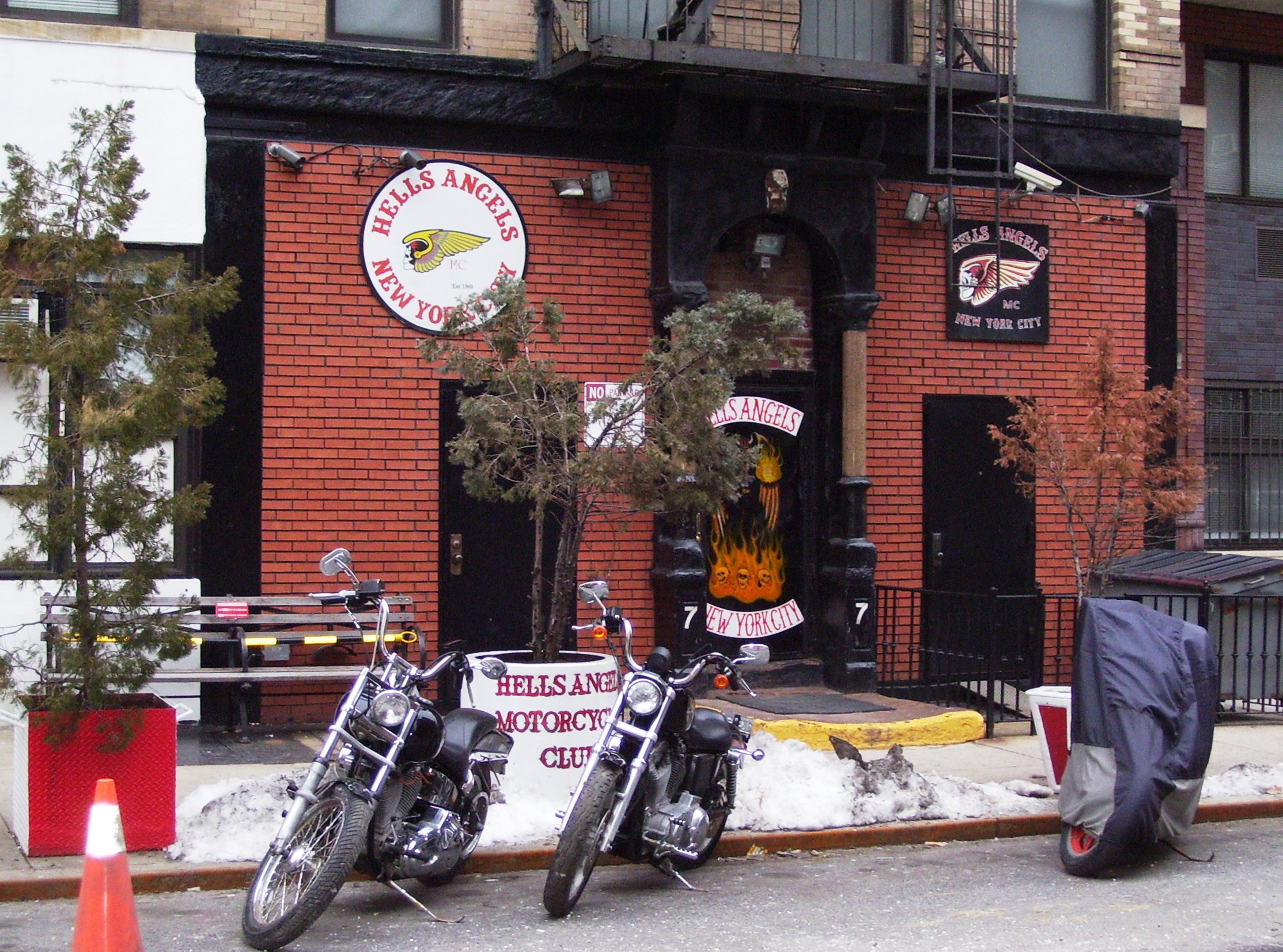 Denver hells angels clubhouse