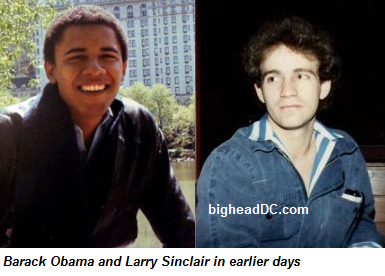 Who is larry sinclair