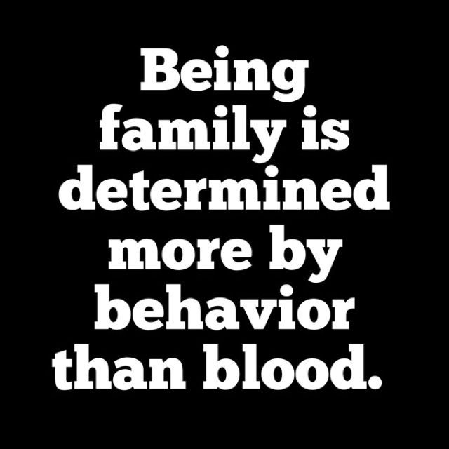 Family aint shit quotes