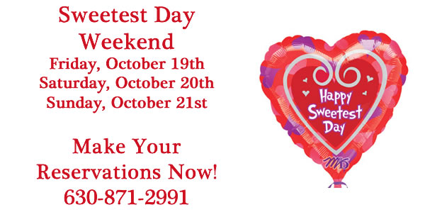 Sweetest day 2012 date