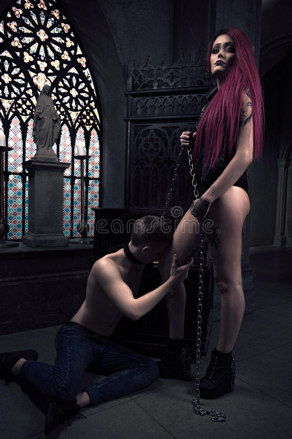 Men who are submissive