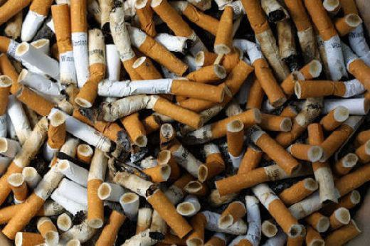 How long have cigarettes been around