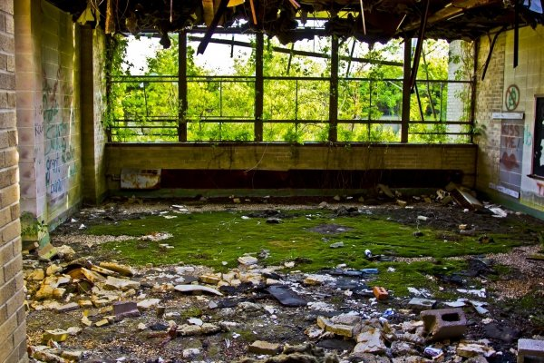 Scariest places in louisiana