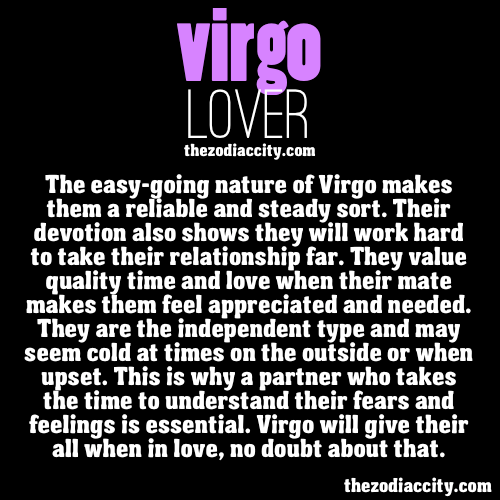 Do virgos make good lovers